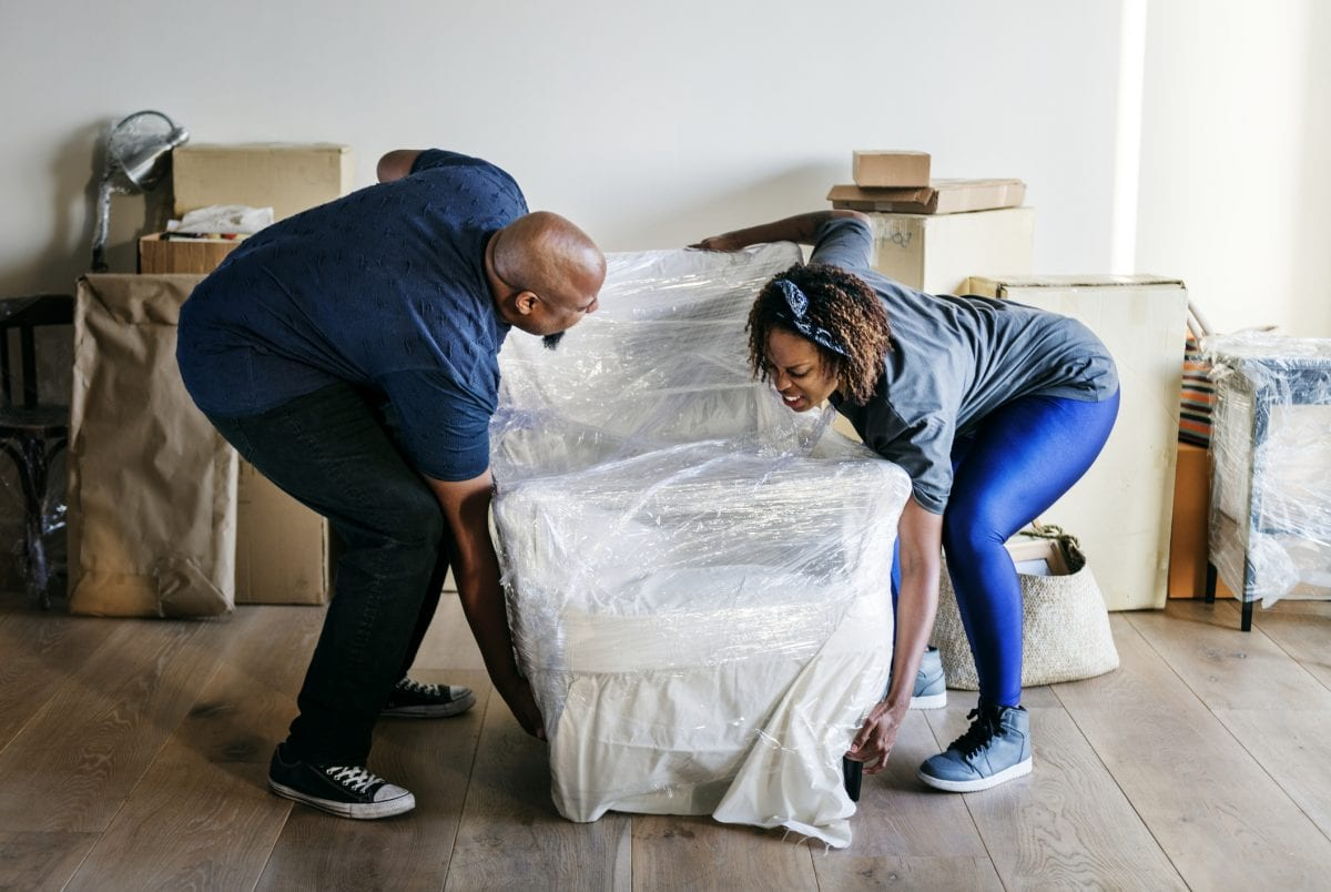 The Best Way To Ship Furniture Across Country