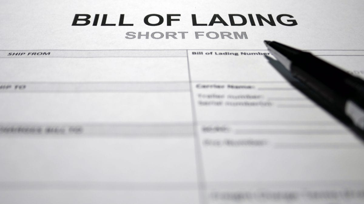 What Is the Bill of Lading (BOL)?