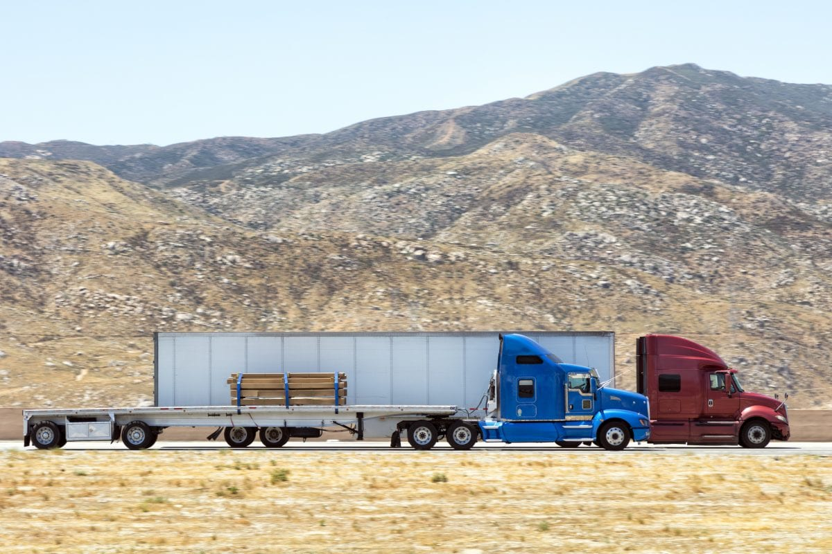 What Are The Types of Trailers In Truckload Shipping?