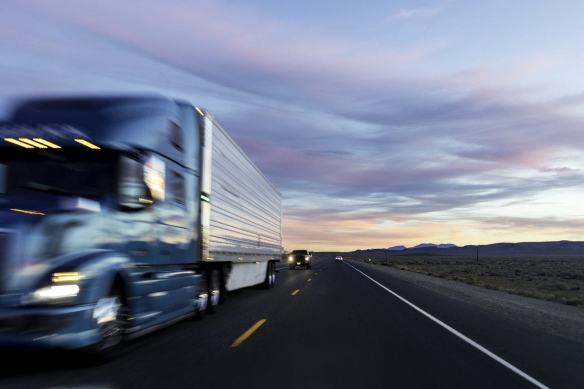 What Are The Main Truckload Shipping Trends In 2020?